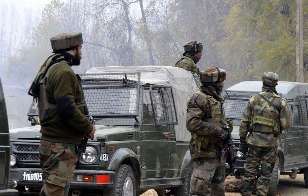 কাশ্মীর সীমান্তে পাক জঙ্গিদের সঙ্গে সংঘর্ষে আহত ৪ ভারতীয় সেনা