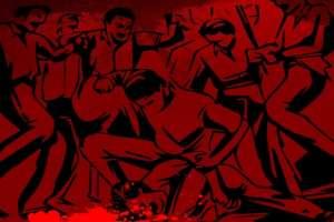 যমুনামুখে শিশু অপহারক সন্দেহে দুই যুবককে গণধোলাই