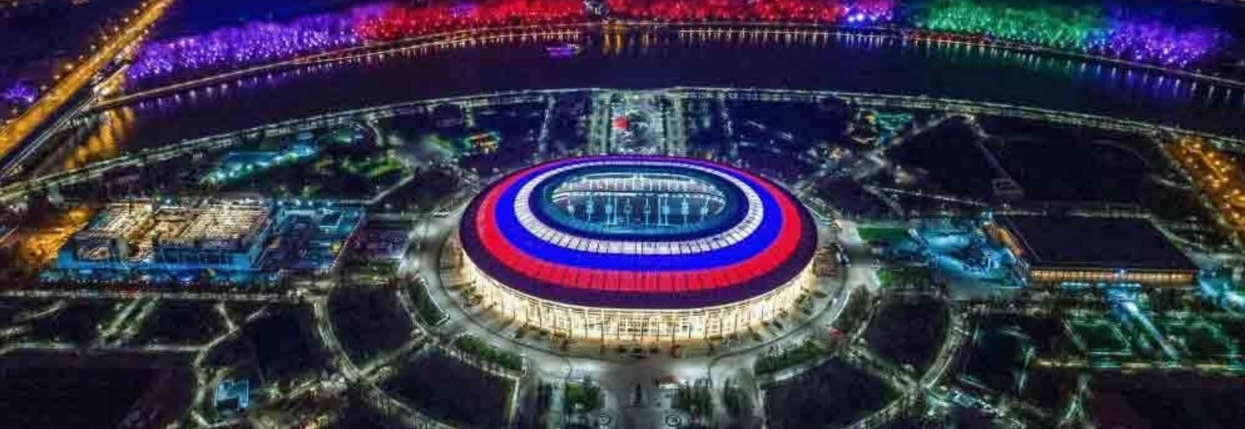 ফিফা বিশ্বকাপের উদ্বোধন ৬.৩০ মিনিটে