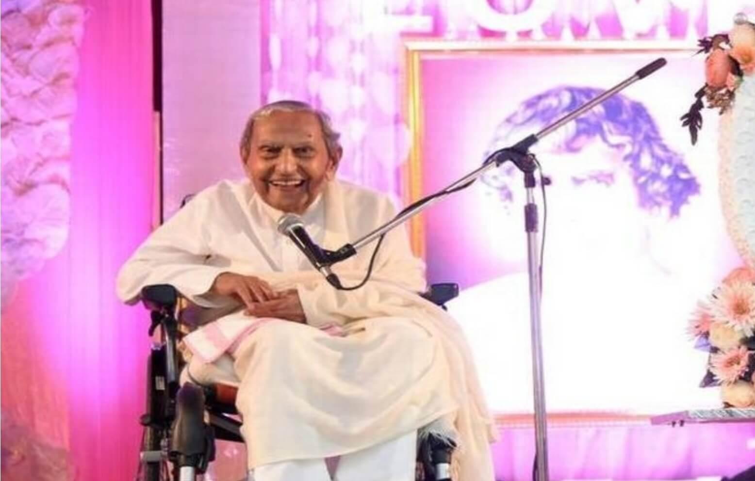 আধ্যাত্মিক নেতা জেপি ভাসওয়ানি-র জীবনাবসান