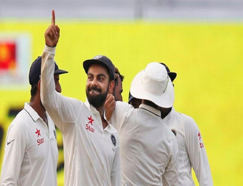 তৃতীয় টেস্টে ভারত ২০৩ রানে হারালো ইংল্যান্ডকে