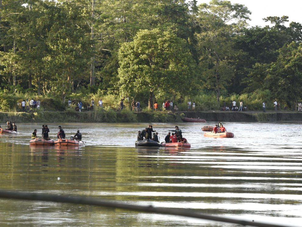 দিখৌ নদীতে নিখোঁজদের এখনও সন্ধান মেলোনি