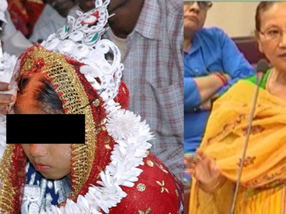 অসমে তিন বছরে বাল্য বিবাহের ঘটনা বেড়েছেঃ প্ৰমীলা