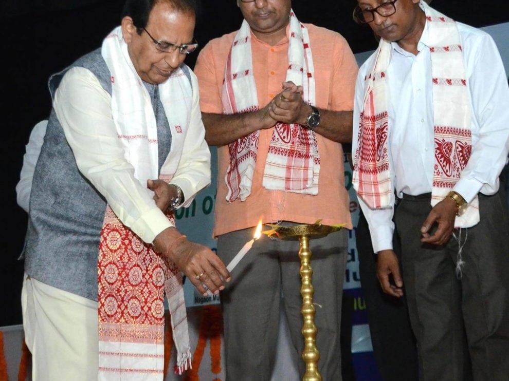 'ক্লিন নগাঁও গ্ৰিন নগাঁও মিশন'-এর উদ্বোধন করলেন রাজ্যপাল