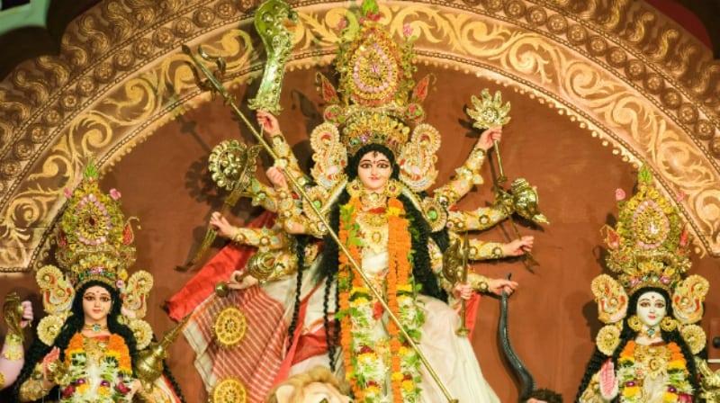 গুয়াহাটি বিষ্ণুপুরের পুজো উদ্বোধন করলেন রাজ্যপাল মুখি