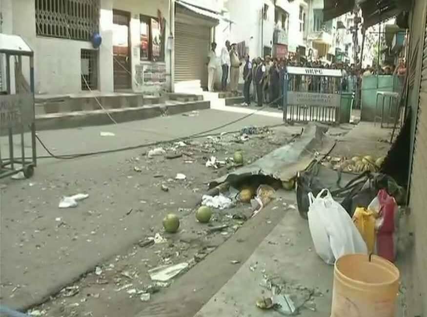 কলকাতায় বোমা বিস্ফোরণ,নিহত শিশু,আহত বেশ কজন