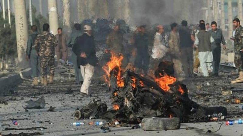 আফগানিস্তানে আত্মঘাতী বোমা হামলায় নিহত ৬,আহত ৩