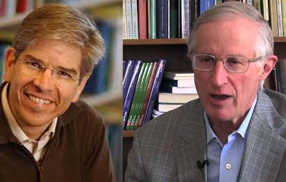 অর্থনীতি বিজ্ঞানে যুগ্ম নোবেল পেলেন দুই মার্কিন অর্থনীতিবিদ