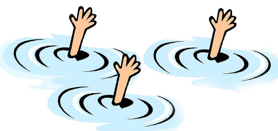 কলহি নদীতে ডুবে তিন কিশোরীর মৃত্যু