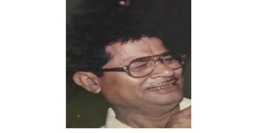 ডুমডুমার সংবাদপত্ৰ বিক্ৰেতা প্ৰয়াত