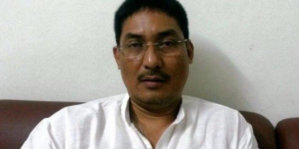 লখিমপুরে বিজয়ী বিজেপি প্ৰার্থী প্ৰদান বরুয়া