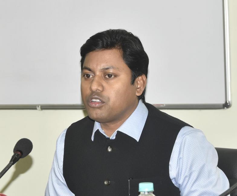 তেজপুর কেন্দ্ৰ বিজয়ী বিজেপির পল্লব লোচন