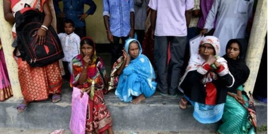 ঘোষিত বিদেশিদের জন্য গোয়ালপাড়ার মাটিয়ায় হচ্ছে স্থায়ী ডিটেনশন কেন্দ্ৰ
