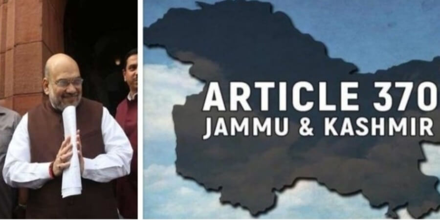 কাশ্মীরে ৩৭০ ধারা রদের ঘটনাকে 'অন্ধকার দিবস' আখ্যা মেহবুবার,রামমাধব বললেন 'গৌরবময় দিন'