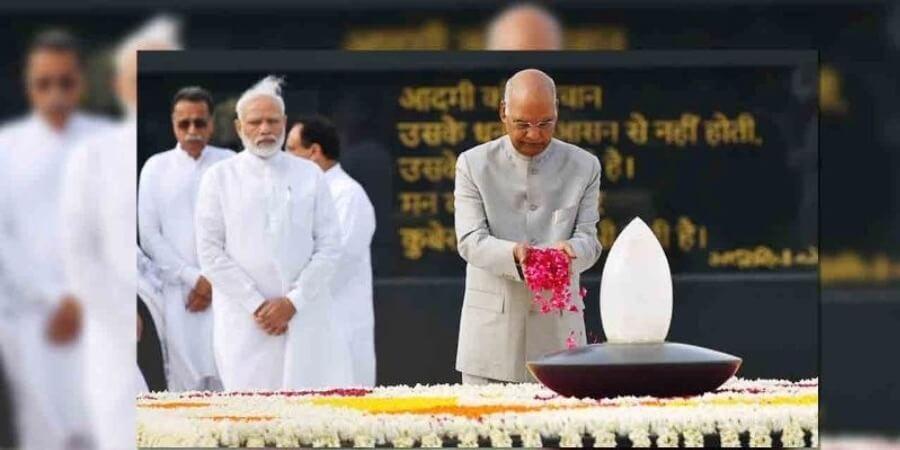 অটলবিহারী বাজপেয়ীর প্ৰথম মৃত্যুবার্ষিকীতে রাষ্ট্ৰপতি,প্ৰধানমন্ত্ৰীর শ্ৰদ্ধার্ঘ্য